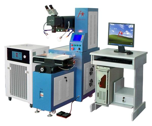 AHL - MFW200/MFW400/ MFW600 Multifunction laser welding machine