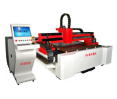 Optical fiber laser cutting machine